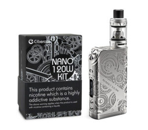 Kit CIBERATE TG Nano 120W